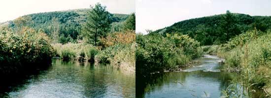 積丹川河道改修