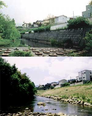左股川環境整備